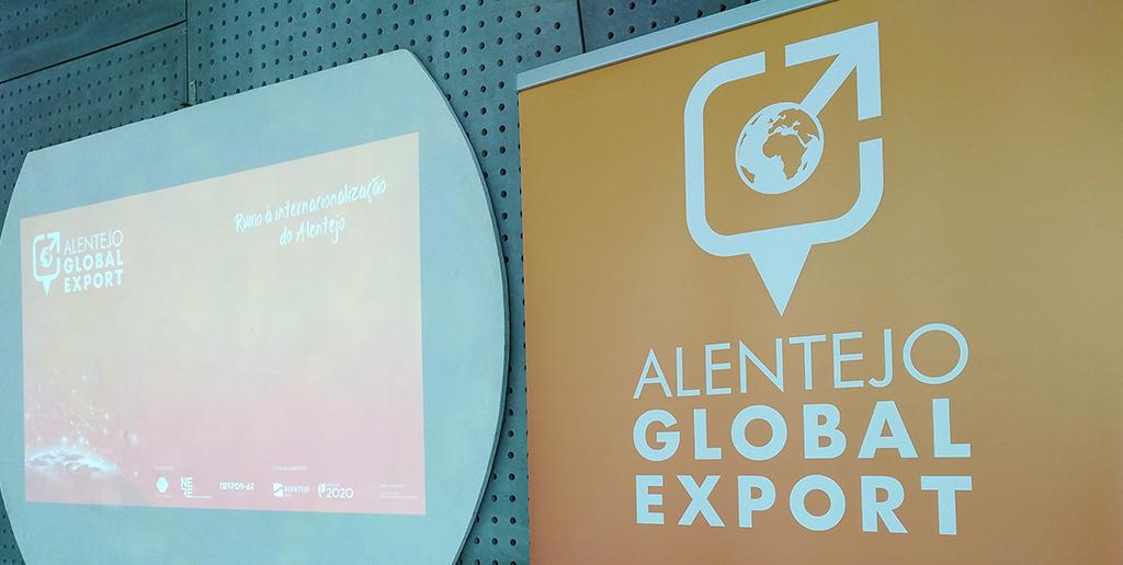 Alentejo Global Export | Conferência de Imprensa | Apresentação do Projeto | 25 Setembro