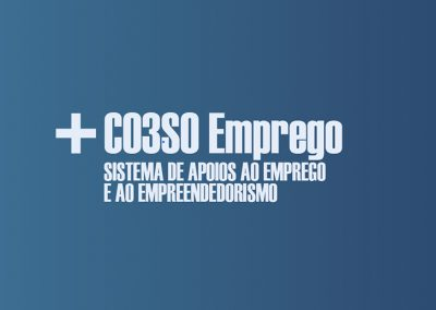 Sistema de Incentivos | + CO3SO Emprego