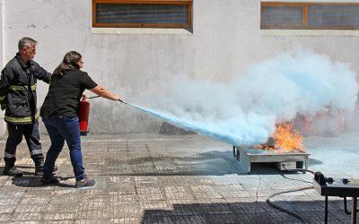 Formação | Organização da Segurança | Prevenção de Incêndios