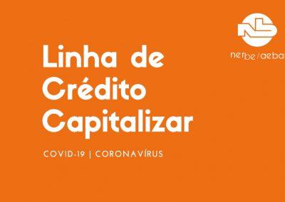 Linha de Crédito Capitalizar COVID 19