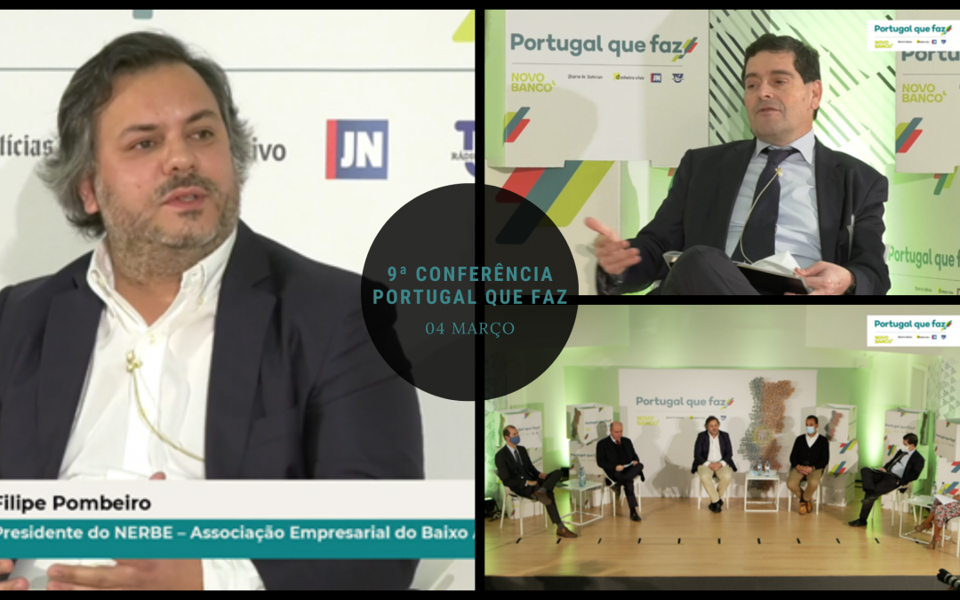 9ª Conferência   Portugal que faz   04 Março