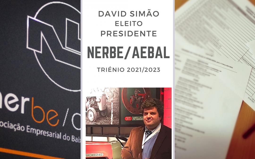 NERBE/AEBAL | Eleições 2021/2023 | Dr. David da Costa Simão