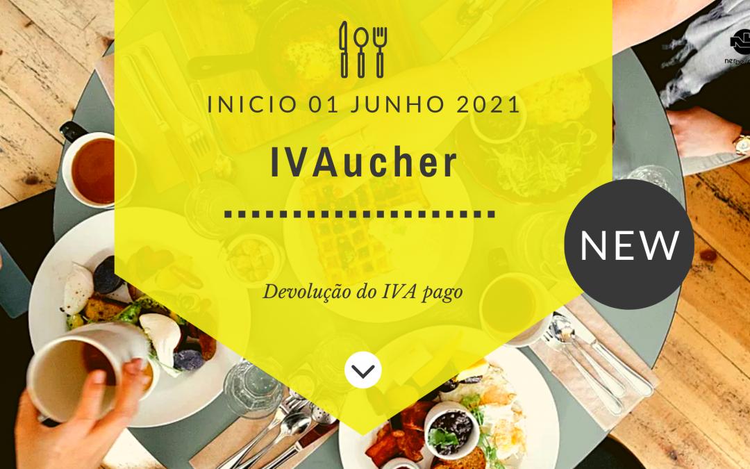IVAucher | Início 01 Junho