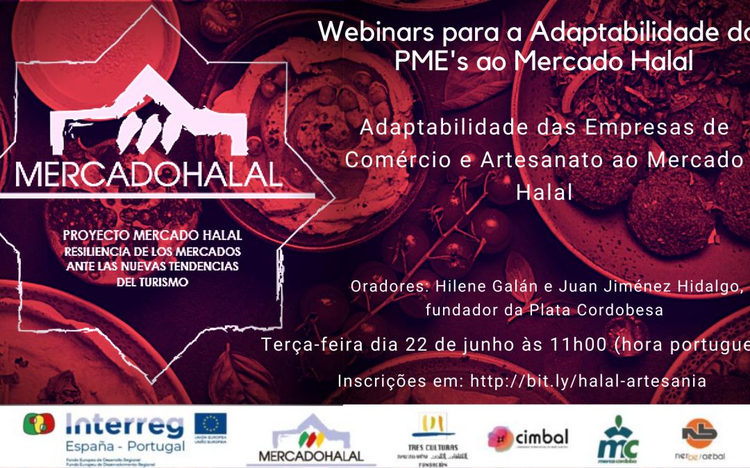 V Webinar | Adaptabilidade das Empresas de Turismo ao Mercado Halal